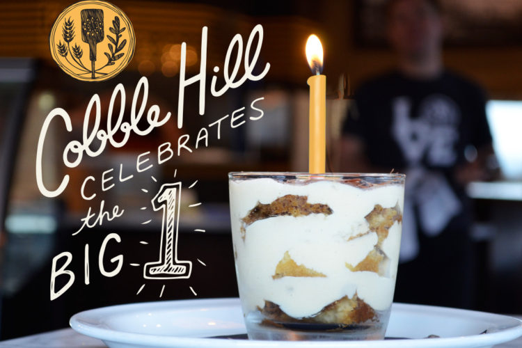 Cobble Hill Celebrates 1st Birthday