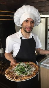 Full Cupboard Pizza