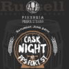 Pizza and cask night, prima Strada