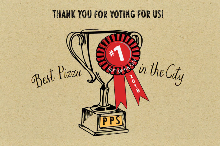 Best of the City, Prima Strada, Best Pizza