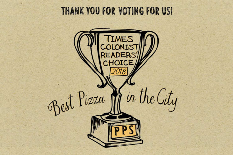 PPS wins TC's Best Pizza Award!